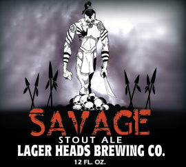 Savage Stout